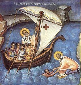 Никулден - празникът на моряците и банкерите 13