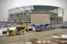Строящият се стадион в Созопол ще кандидатства за 3 звезди от УЕФА 1