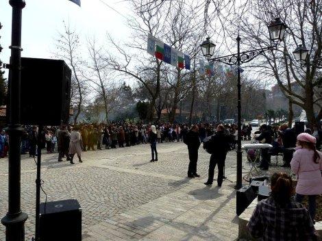 Общоградско празненство по случай Първа пролет в Созопол