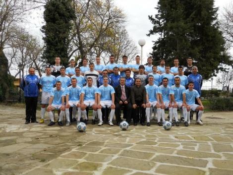 Отборът на Созопол се завръща на своя стадион 13