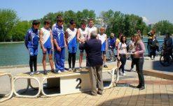 Награждаване гребен клуб Созопол - младежи