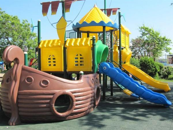Уникална детска площадка за децата на Созопол на 1 юни