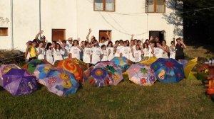Български и турски деца показват рисунките си на детската Аполония 2
