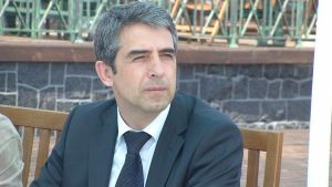 Министър Плевнелиев инспектира плаж Хармани в Созопол 3