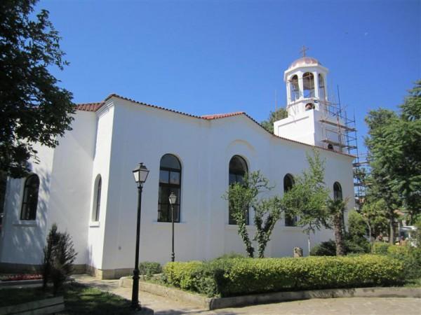 Открити документи датират построяването на храм Св.св Кирил и Методий в Созопол 1