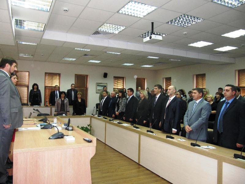 Панайот Рейзи и общинските съветници на Созопол положиха клетва 7