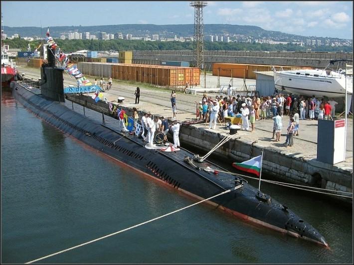 Подводница СЛАВА