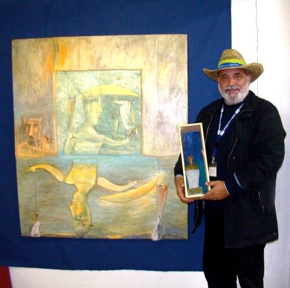 Директорът на Художествената галерия в Созопол с юбилейна изложба 1