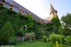 Замъкът в село Равадиново край Созопол