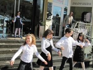 Децата от СОУ Св.Св.Кирил и Методий