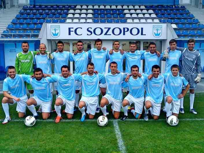 снимка на ФК Созопол - Созопол Арена