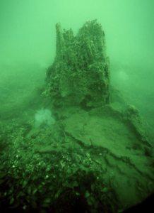 Каменната гора край остров Свети Иван