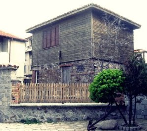 Къща-музей на Александър Мутафов в Созопол