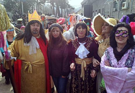 Красиви тракийки и един великолепен цар - Паскал Кюмурджиев