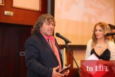 Георги Тумпалов с наградата на VIP Business Awards 2015