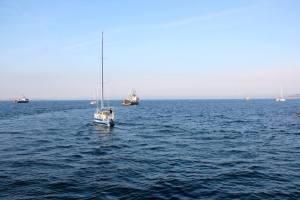Ветроходни яхти, моторни лодки и мауни 1