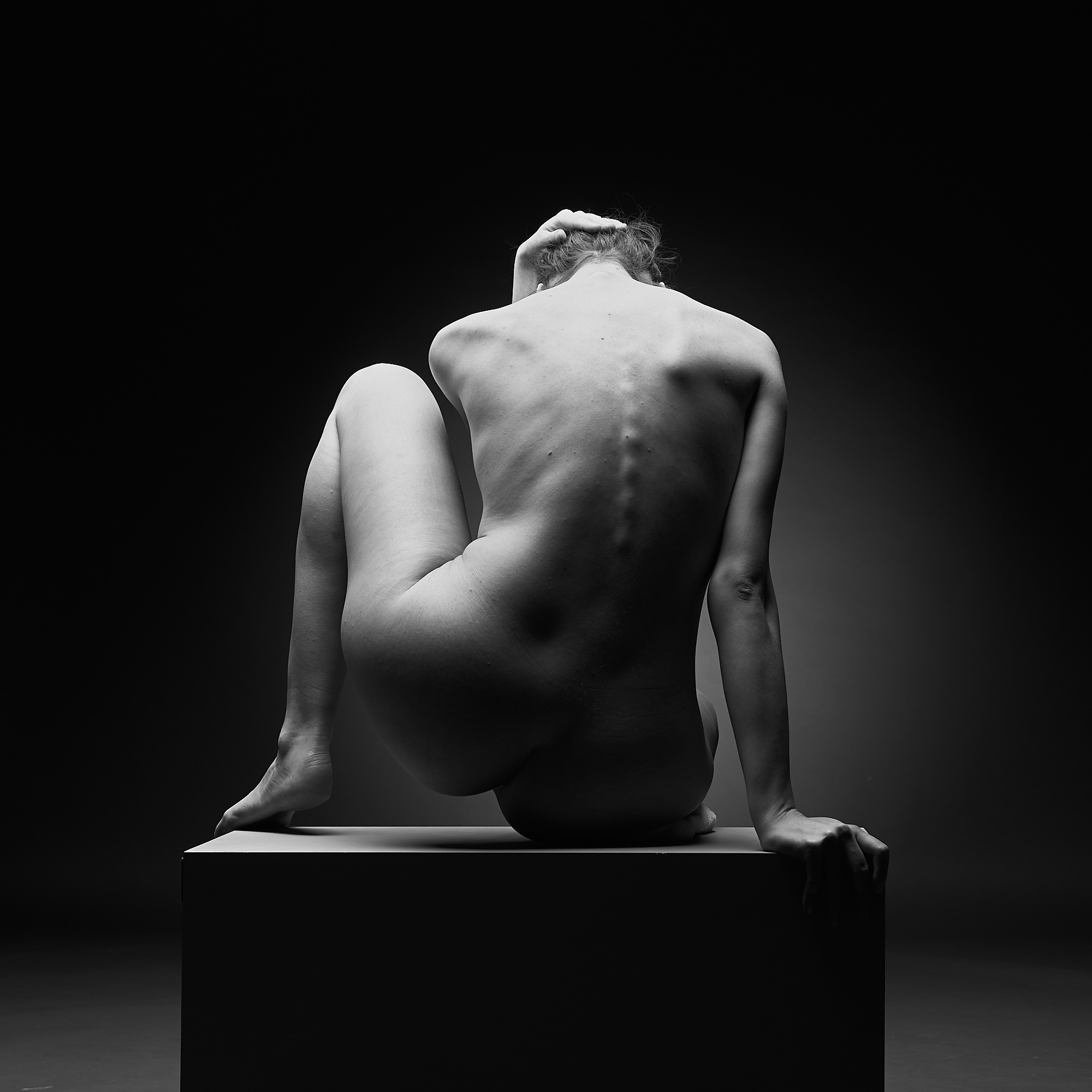 Une femme nue