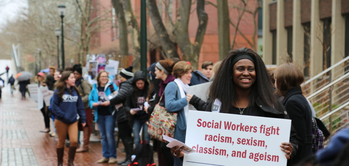 Master Of Social Work Overview School Of Social Policy & Practice