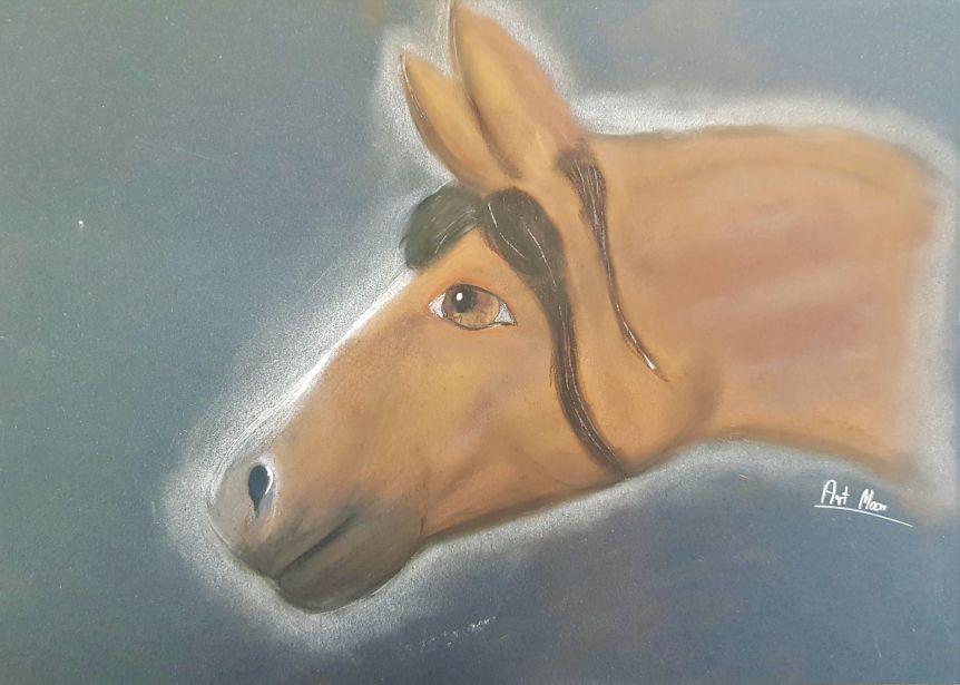 plastyka-koń