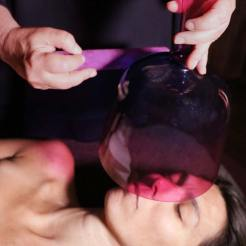 Le massage sonore signature de Galya Ortega