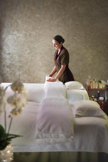Les nouveaux soins du Spa du Mandarin Oriental