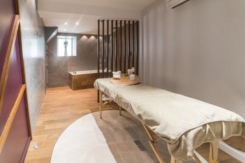 Un nouveau spa à Chablis