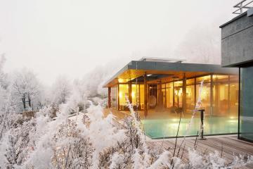 Un spa bio, holistique et ayurvédique dans la forêt vosgienne