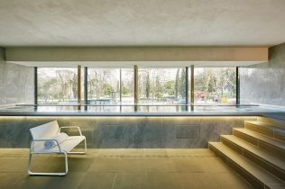 Une oasis de bien-être à Madrid
