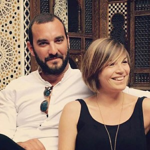 Vincent Lebouteiller et Émilie Prelon