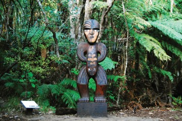 Waitakere, nature spirituelle