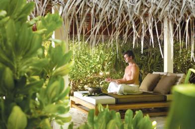Rééquilibrer ses chakras aux Maldives