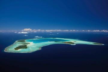 Soin aux coquillages en Polynésie
