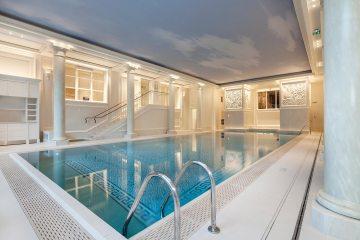 Shangri La Hôtel Spa Paris
