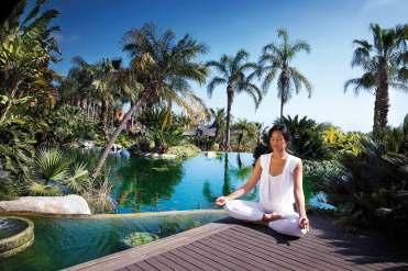 Le Spa thaï de l'Asia Gardens Hotel