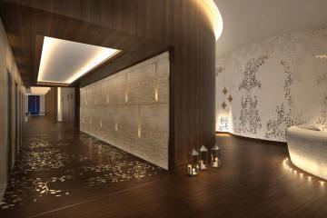 Un nouveau spa à Abu Dhabi