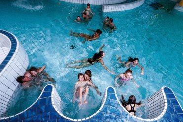 Le centre aquatique de Briançon
