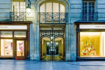 Cinq Mondes à Paris