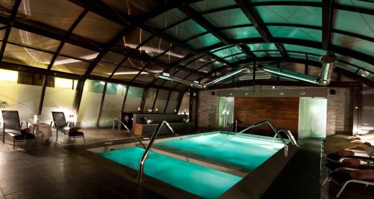 Un nouveau spa dans les Pyrénées espagnoles