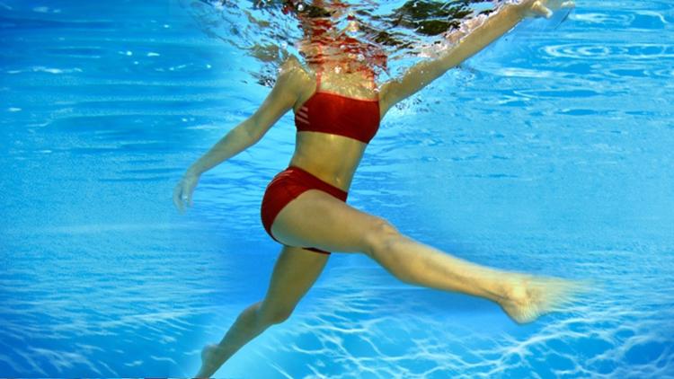 Aqua gym or Aqua Fitness in Spain, by SIS Spa in Spain