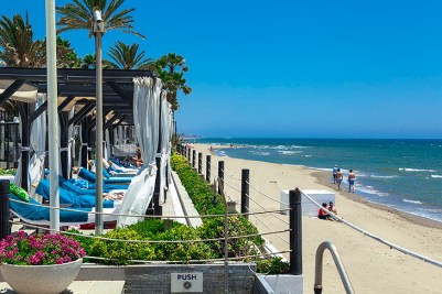Weight loss and Detox at Los Monteros Hotel in Spain