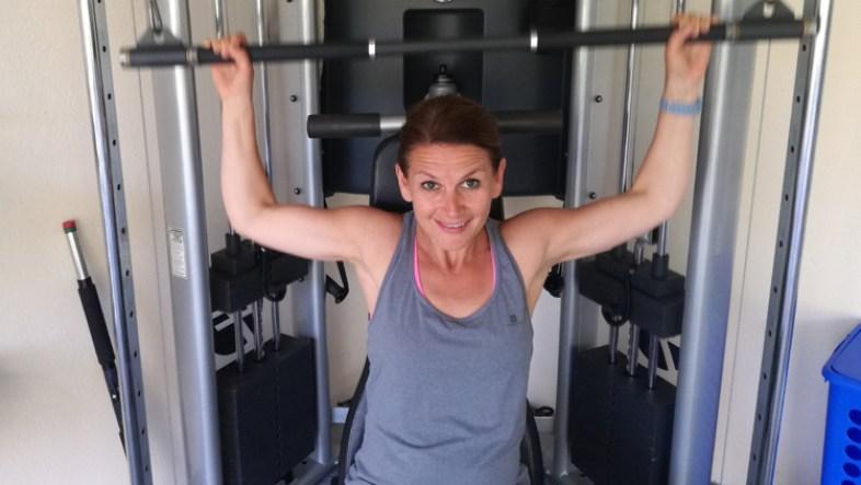 Shanti Som weight loss program - personal training