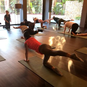Healthy Living academy at SHA Wellness Clinic, Pilates by SIS Spa in Spain