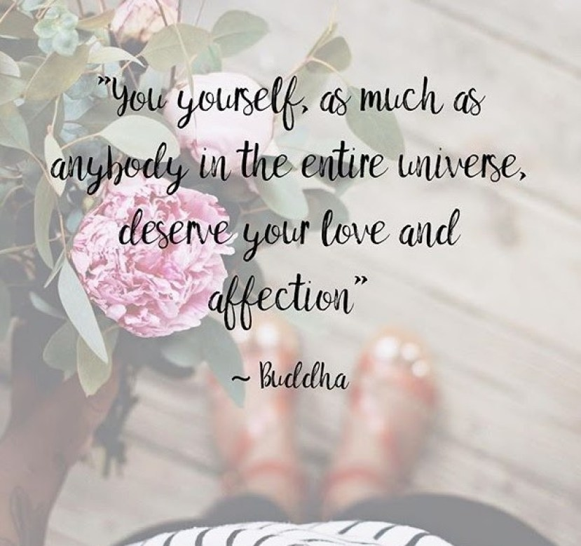 love yourself by SIS Wellness Holidays, self-love quotes