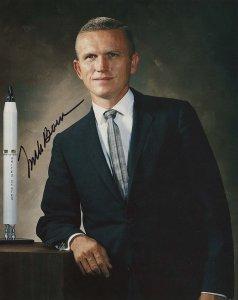 Colonel Frank Borman, Astronaut