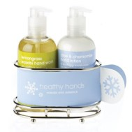 Cold and Flu Remedies: Lather Healthy Hands