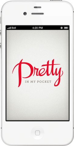 Pretty in My Pocket App