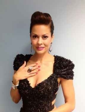 Brooke Burke Charvet Hair