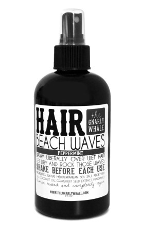 Gnarly Whale Peppermint Beach Waves Spray
