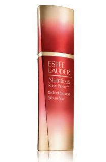 stee Lauder Nutritious Rosy Prism Radiant Essence