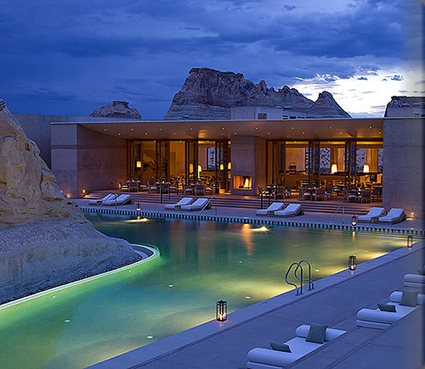 Amangiri Spa:  Through the Eyes of Adventure Expert Ryan Van Duzer #SB3003